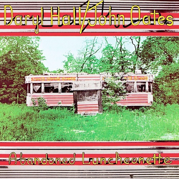 Hall & Oates Abandoned Luncheonette cover art