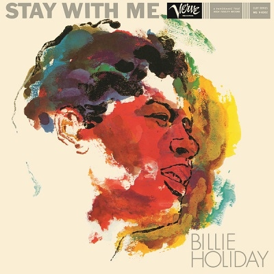 Billie Holiday Stay With Me Cover Art