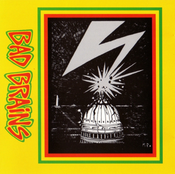 Bad Brains Bad Brains cover art