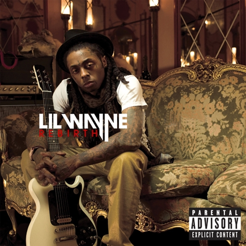 Lil Wayne Rebirth cover art