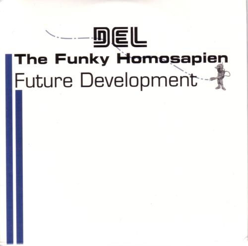 Del The Funky Homosapien Future Development cover art