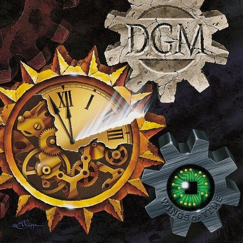 DGM Wings of Time cover art