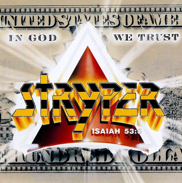 Stryper In God We Trust cover art