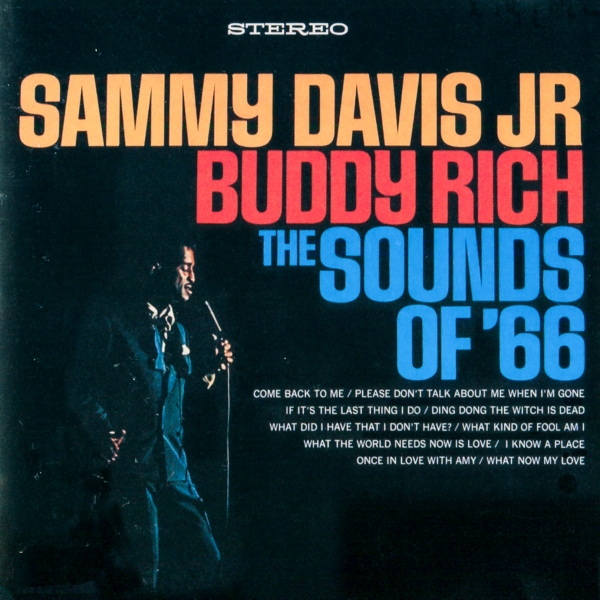 Buddy Rich The Sounds of '66 cover art