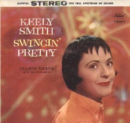 Keely Smith Swingin' Pretty cover art