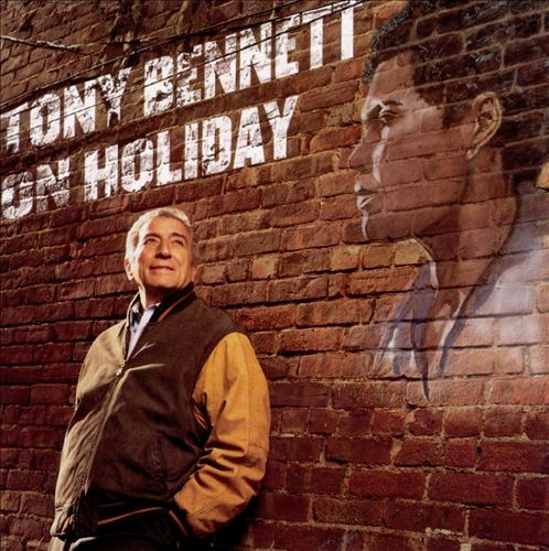Tony Bennett On Holiday cover art