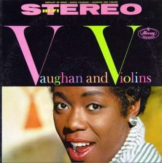Sarah Vaughan Vaughan and Violins cover art