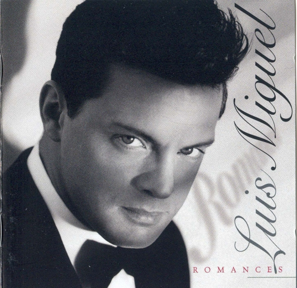Luis Miguel Romances cover art
