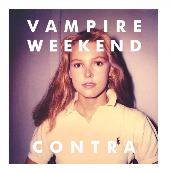 Vampire Weekend Contra cover art