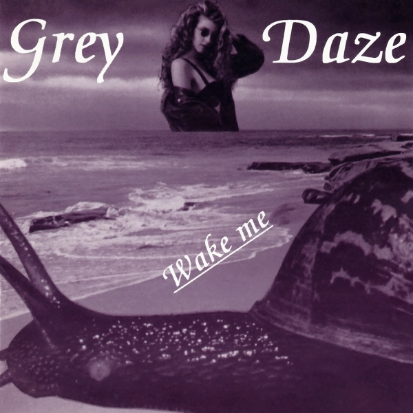 Grey Daze Wake Me cover art