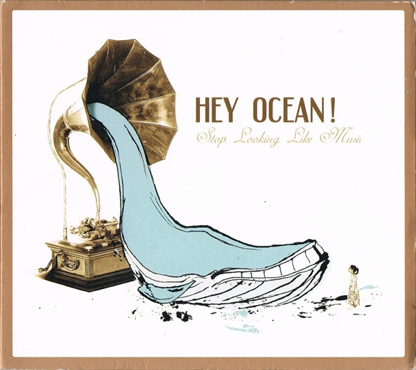 Hey Ocean! Stop Looking Like Music cover art