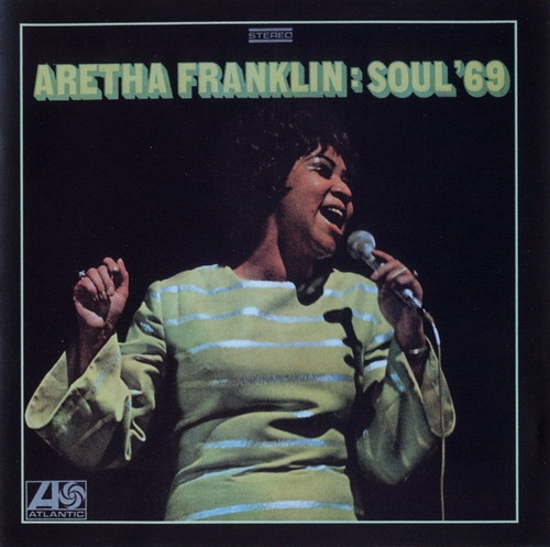 Aretha Franklin Soul '69 cover art