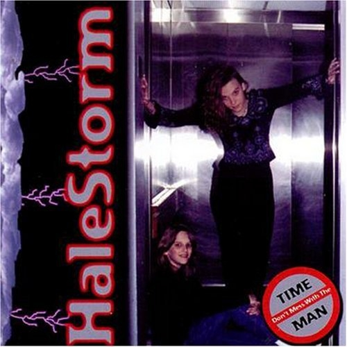 Halestorm (Don't Mess With the) Time Man Cover Art