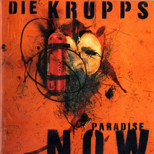 Die Krupps Paradise Now Cover Art