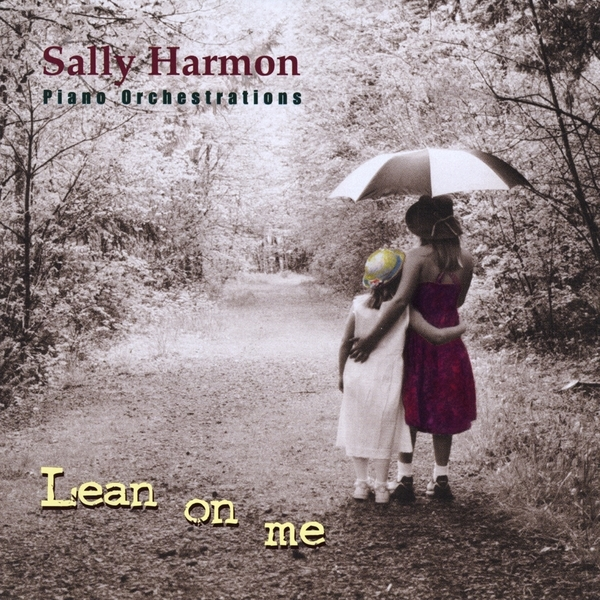 Sally Harmon Lean on Me Cover Art