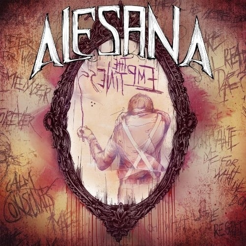 Alesana The Emptiness cover art