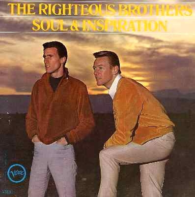 The Righteous Brothers Soul & Inspiration cover art