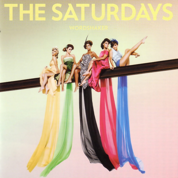 The Saturdays Wordshaker cover art