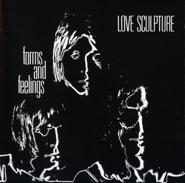 Love Sculpture Forms and Feelings cover art