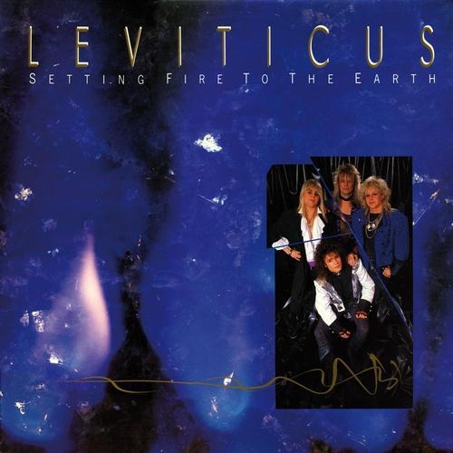 Leviticus Setting Fire to the Earth cover art