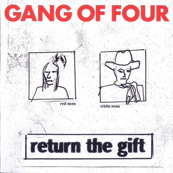 Gang Of Four Return the Gift cover art