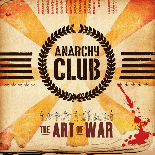 Anarchy Club The Art of War cover art