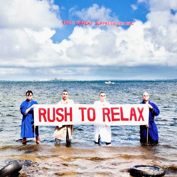 Eddy Current Suppression Ring Rush to Relax cover art