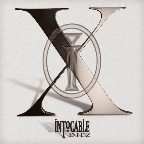 Intocable Diez cover art