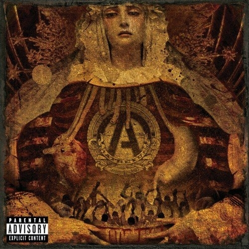 Atreyu Congregation of the Damned cover art
