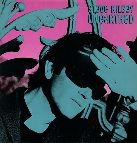 Steve Kilbey Unearthed cover art