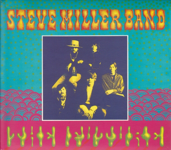Steve Miller Band Children of the Future cover art