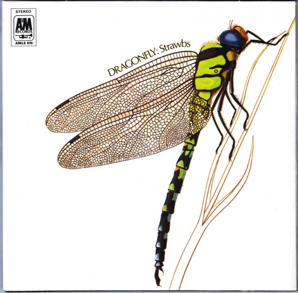Strawbs Dragonfly cover art
