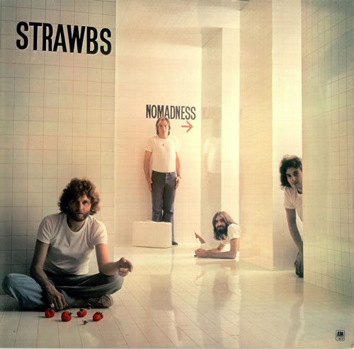 Strawbs Nomadness cover art