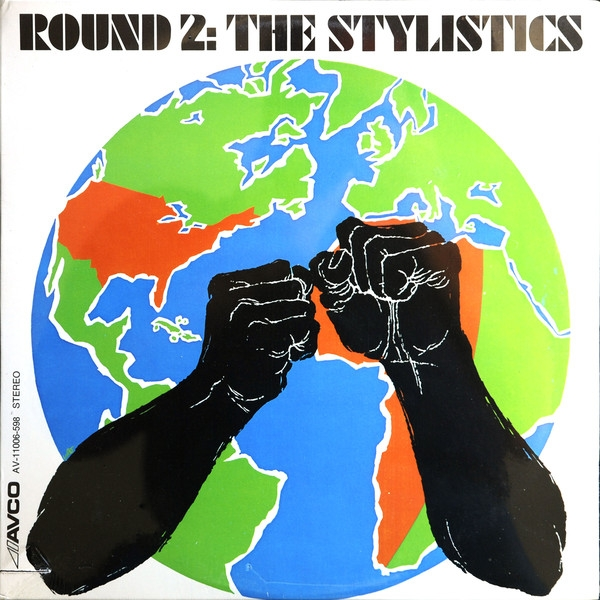 The Stylistics Round 2 Cover Art