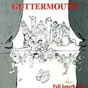 Guttermouth Full Length LP cover art