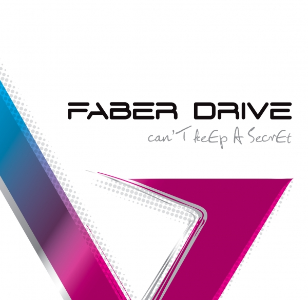 Faber Drive Can't Keep a Secret cover art