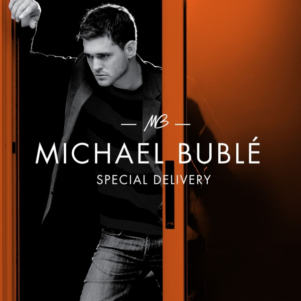 Michael Bublé Special Delivery cover art