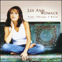 Lee Ann Womack Some Things I Know cover art
