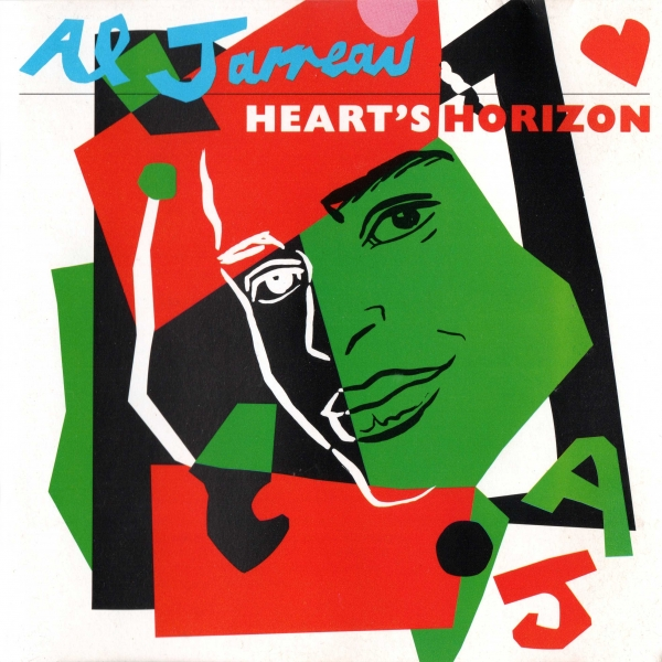 Al Jarreau Heart's Horizon cover art