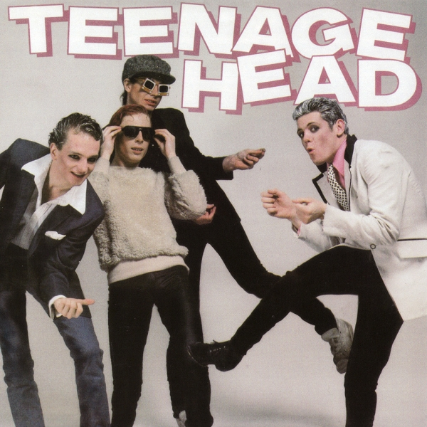 Teenage Head Teenage Head cover art