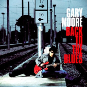 Gary Moore Back to the Blues Cover Art