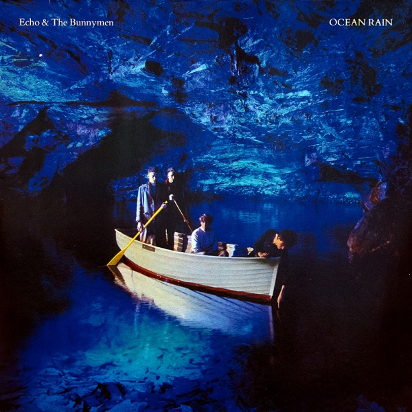 Echo & The Bunnymen Ocean Rain cover art