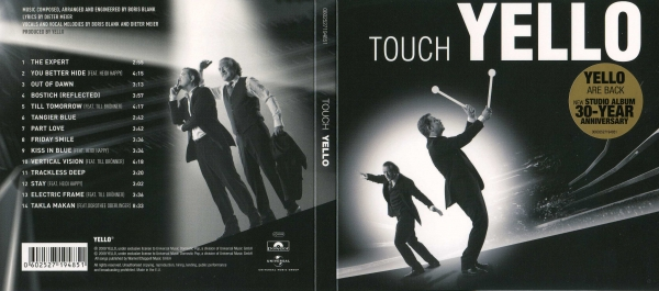 Yello Touch Yello cover art