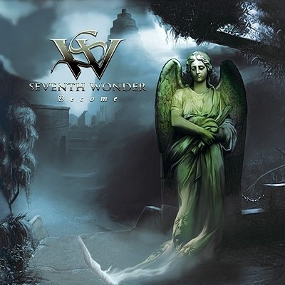 Seventh Wonder Become Cover Art