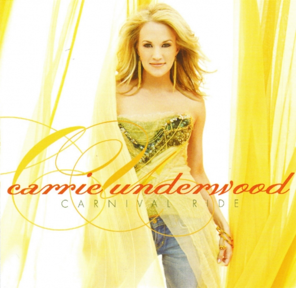 Carrie Underwood Carnival Ride cover art
