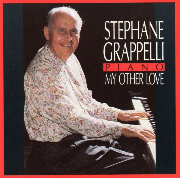 Stéphane Grappelli My Other Love Cover Art