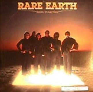 Rare Earth Band Together cover art