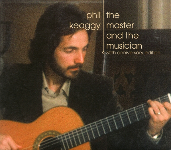 Phil Keaggy The Master & the Musician Cover Art