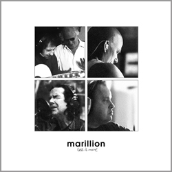 Marillion Less Is More cover art