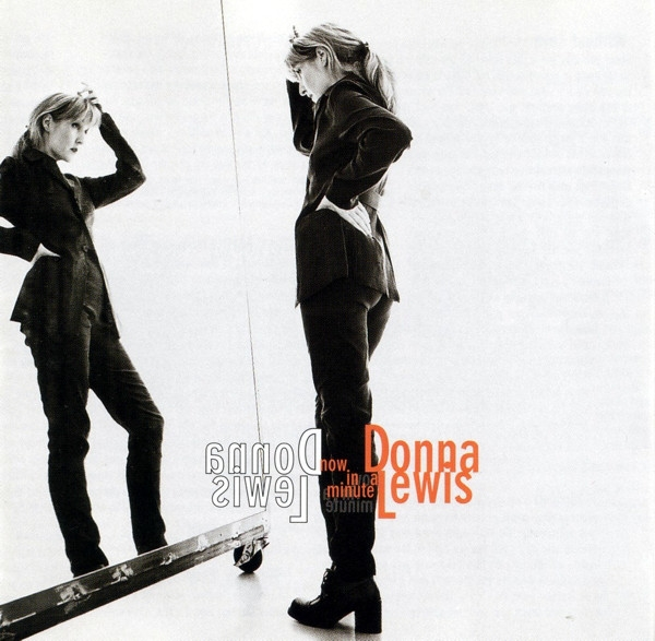 Donna Lewis Now in a Minute cover art